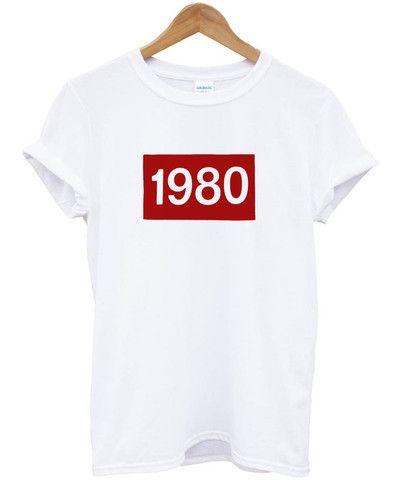 1980-Womens-Casual-T-Shirt-KH01