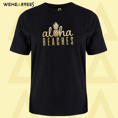 Aloha Beaches Pineapple