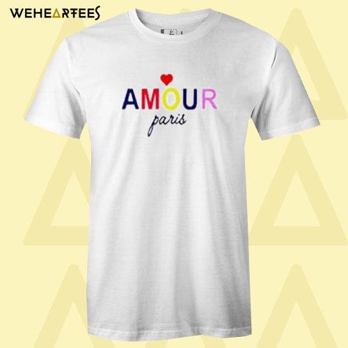 Amour paris T Shirt