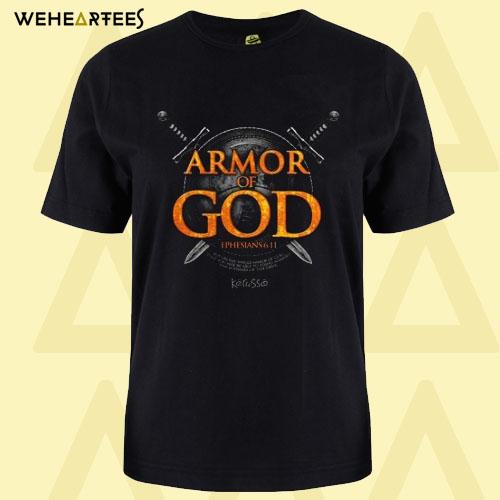 Armor Of God Christian T Shirt