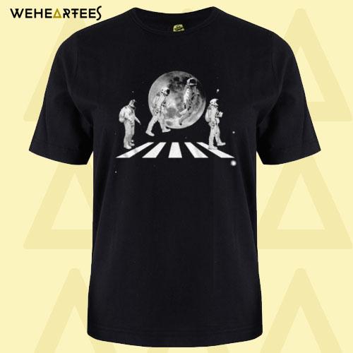 Astronaut Beatles T Shirt
