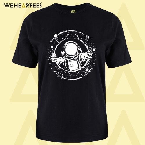 Astronaut Casual T Shirt