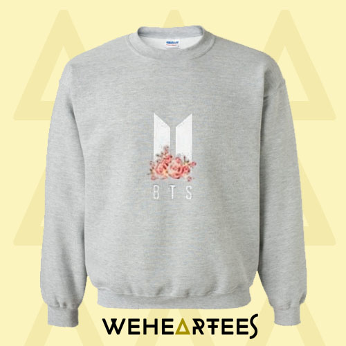 BTS Autumn Sweatshirt