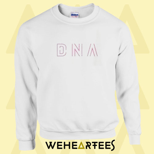 BTS DNA Sweatshirt