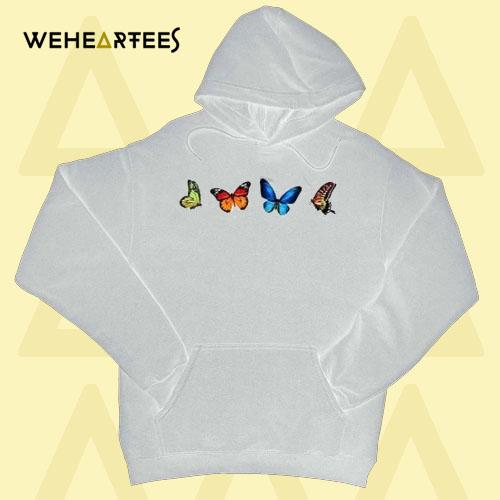 Butterfly Premium Hoodie