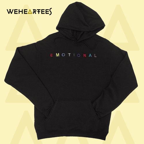 Emotional Hoodie