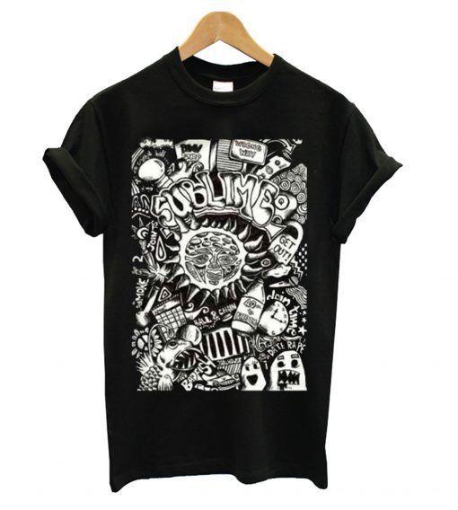Sublime-Reggae-Punk-Rock-T-Shirt-KH01