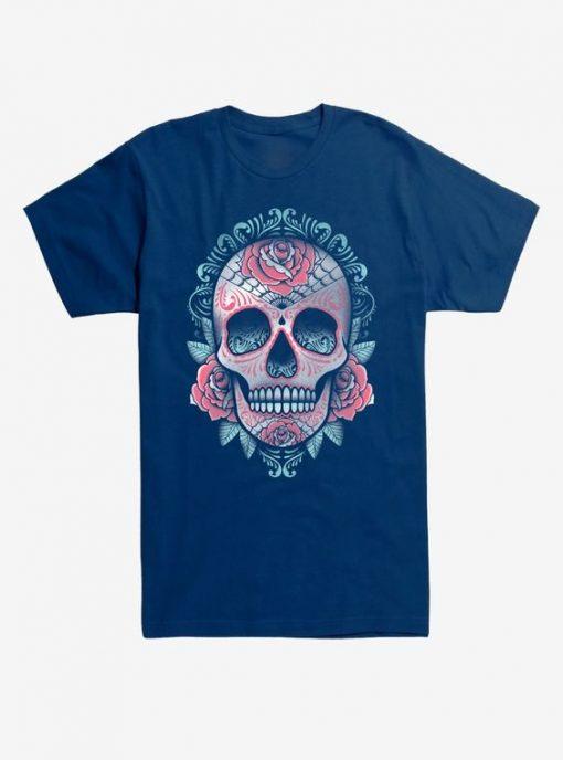 Sugar-Skull-Rose-T-Shirt-ZK01-510x688