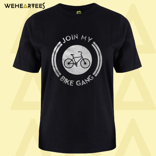 bike gang with this hilarious shirt
