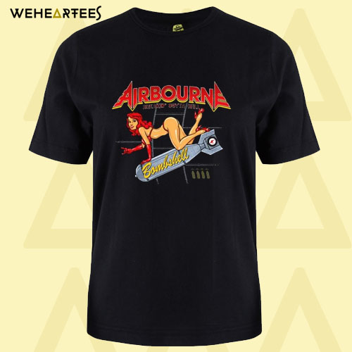 Airbourne Bombshell T Shirt