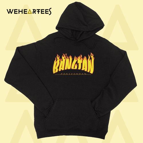 BTS Bangtan Aesthetic Hoodie