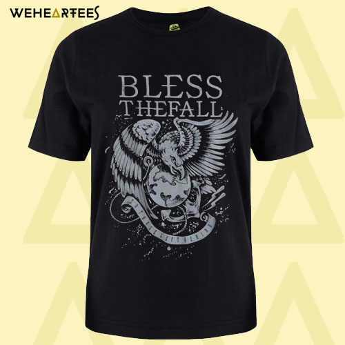 Blessthefall Eagle T-Shirt
