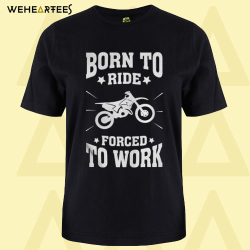 Bron To Ride Sports T-Shirt