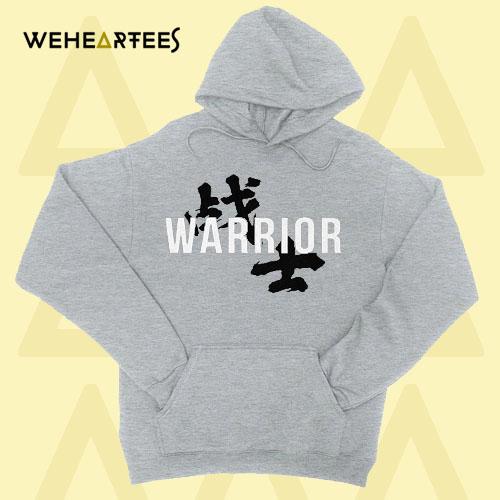 Dark Warrior Hoodie