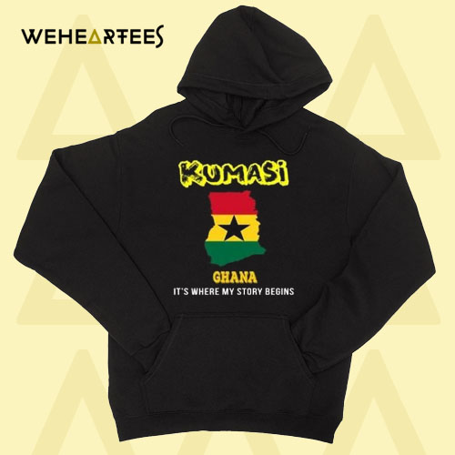 Kumasi Ghana Hoodie