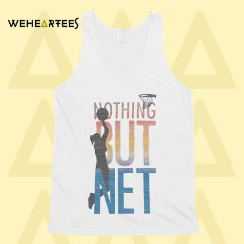 Nothing But Net Tanktop