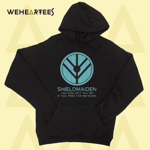 Shield Maiden Hoodie