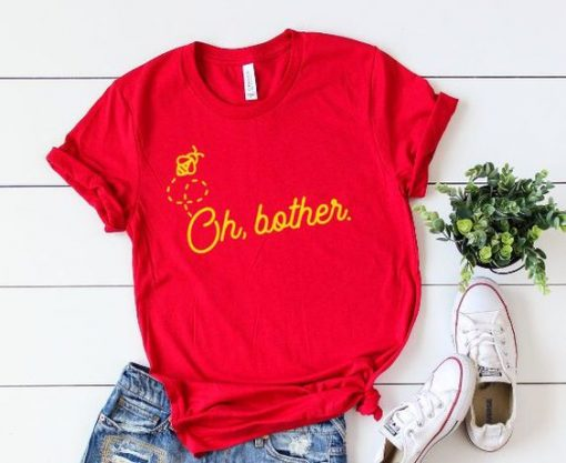 Oh Bother T Shirt