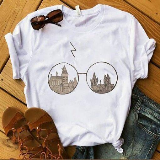Eye Glasses Harry Potter T-shirt DAP