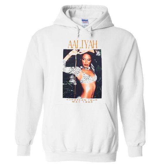 Aaliyah HOODIE DAP