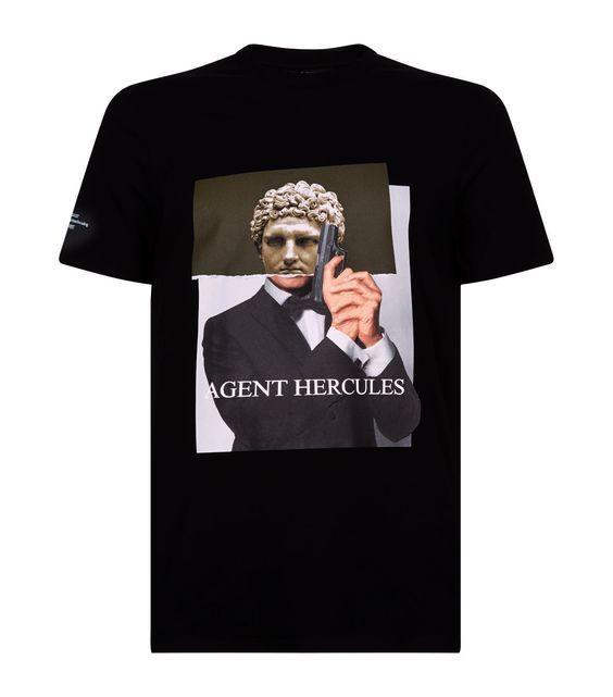 Agent Hercules T-Shirt DAP