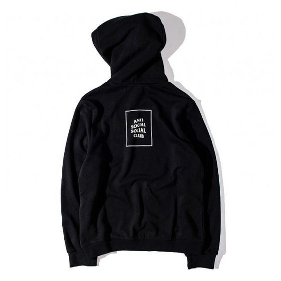 Anti Social Social Club Self Doubts Hoodie DAP