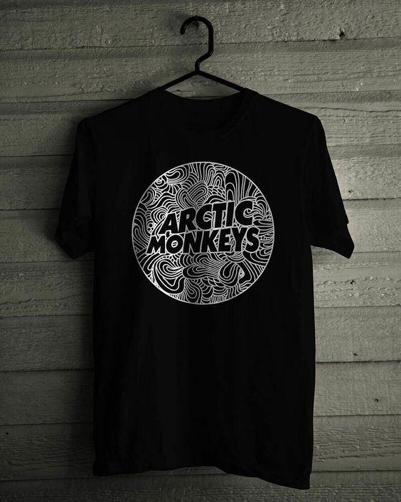 Arctic Monkeys T-shirt DAP