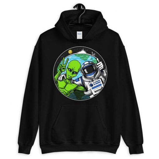 Astronaut Hoodie DAP