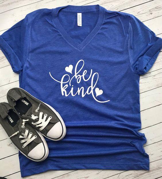 Be Kind Shirt, Choose Kind Shirt DAP
