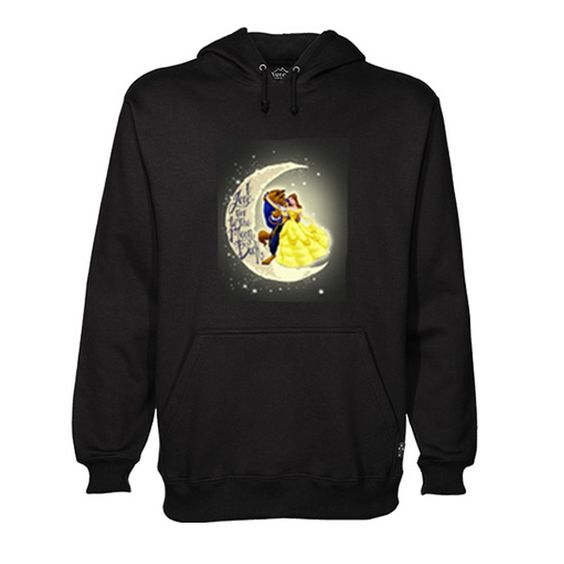 Beauty and ther beast hoodie DAPBeauty and ther beast hoodie DAP
