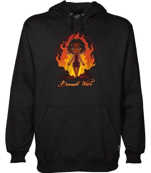 Bennett-Witch-Hoodie DAP