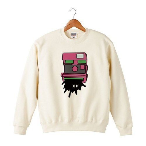 Black Monster Sweatshirt DAP
