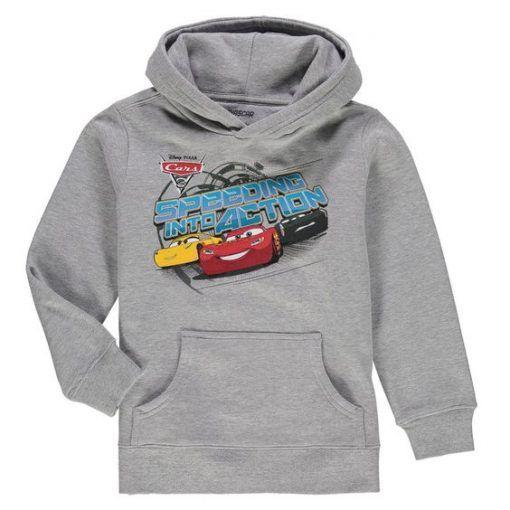 Branded Youth Cars 3 NASCAR Hoodie DAP