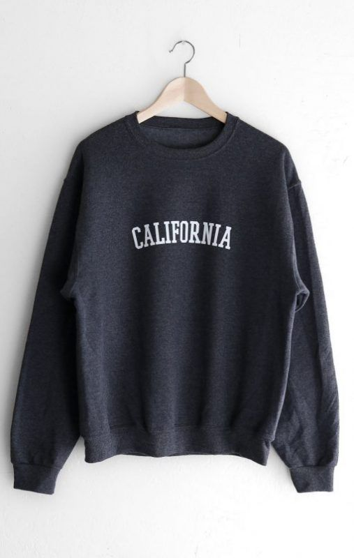 California Sweatshirt DAP