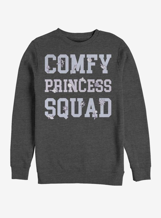Disney Princess Stay Comfy Sweatshirt DAP
