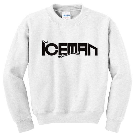 Dj iceman sweatshirt DAP