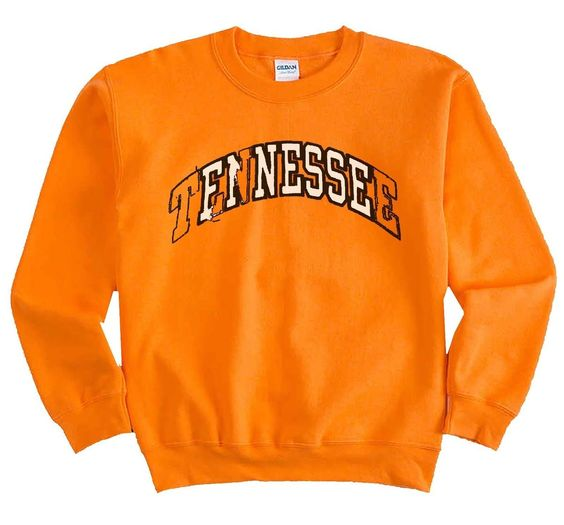 Drake Tennessee Finesse Men's Orange Sweatshirt DAP