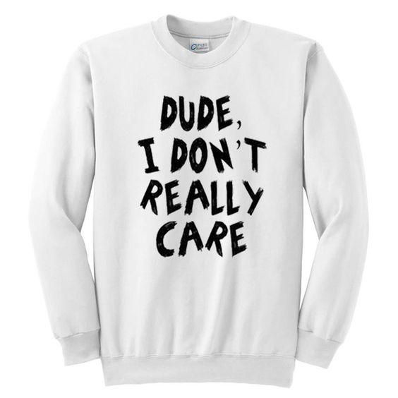Bad Unisex Sweatshirts DAP