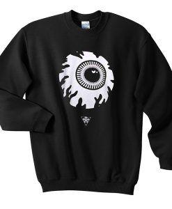 Eyeball Halloween Sweatshirt DAP
