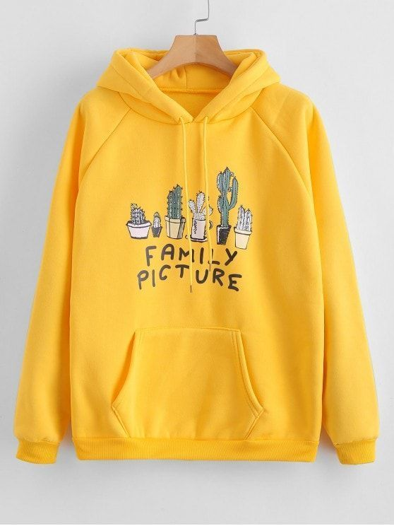 Family Picture Hoodie DAP