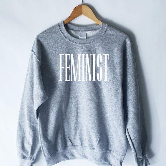 Feminist Sweatshirt DAP