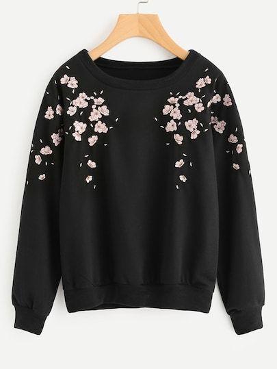 Flower's Sweatshirt DAP