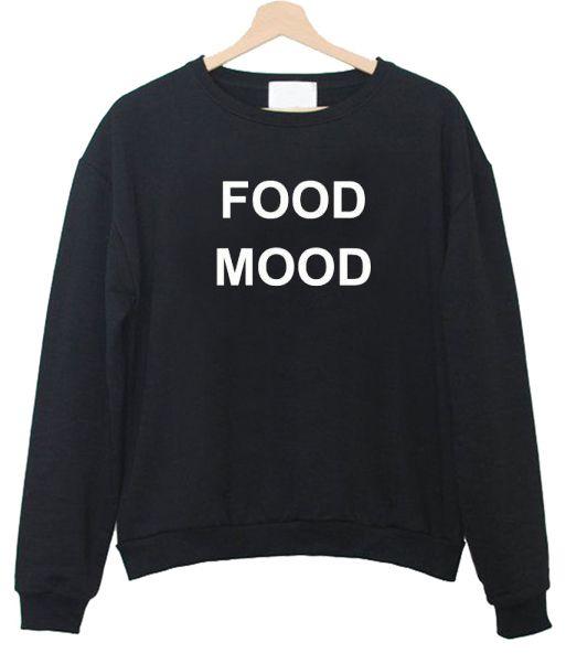 Food mood Sweatshirt DAP