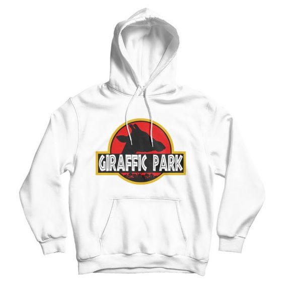 Giraffic Park Hoodie DAP