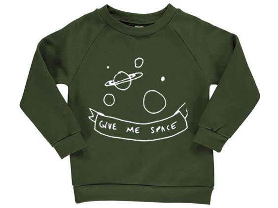Give Me Space Sweatshirt DAP