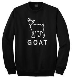 Goat Sweatshirt DAP