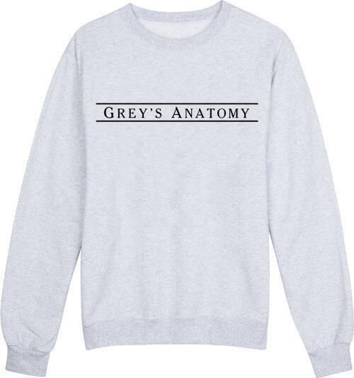 Grey Anatomy Sweatshirt DAP