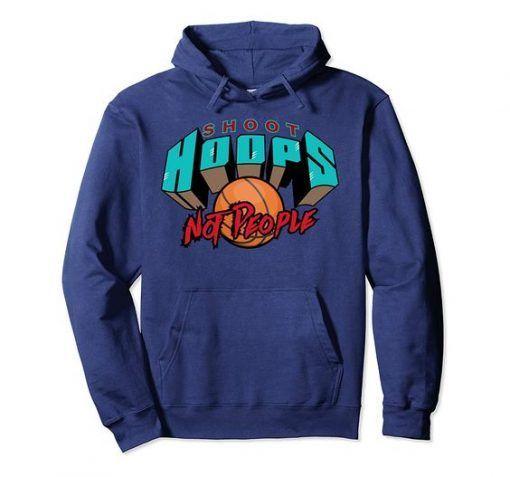Hoops Nots People Hoodie DAP