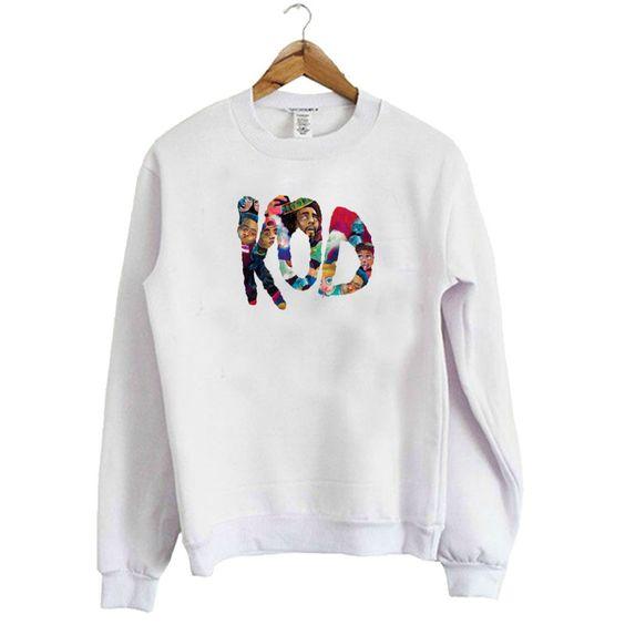J Cole KOD Hip-hop Sweatshirt DAP