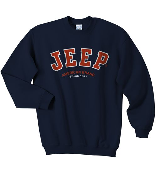 JEEP Sweatshirt DAP